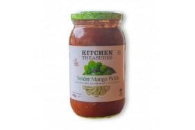 Kitchen Treasures Tender Mango Pickle ( Kannimanga Pickle )