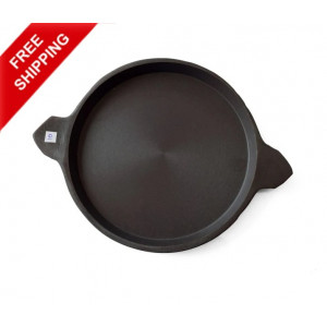 Cast Iron Frying Pan (Ada Chatty)