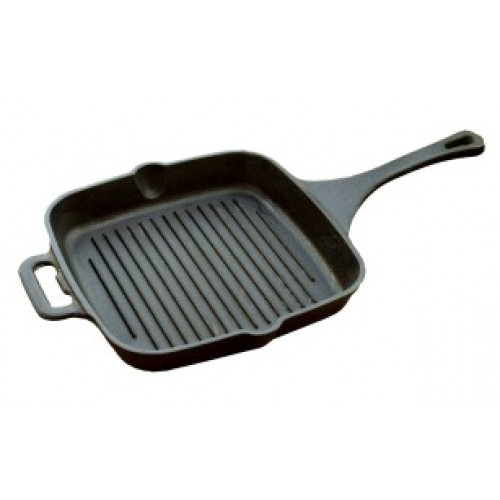 Grill Pan - Cast Iron