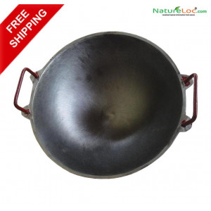 Kadai - Cast Iron (Not Seasoned)