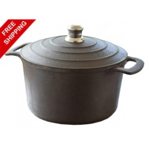 Dutch Oven Cookware (Cast Iron)