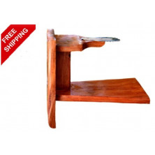 Coconut Scraper - Table Top Wooden (Chirava)