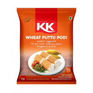 KK Wheat Puttu Podi