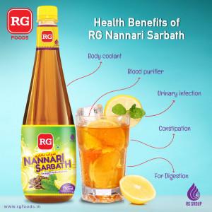RG Nannari Sarbath Naruneendi