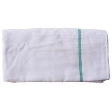 Thorth - Kerala  White Cotton Bath Towel
