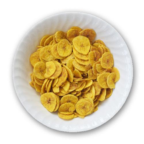 Banana Chips (Kerala Raw Plantain Chips)