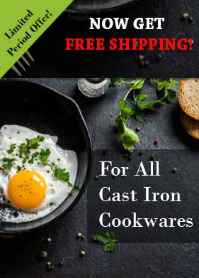 Cast Iron Cookwares