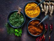 Curry Powders