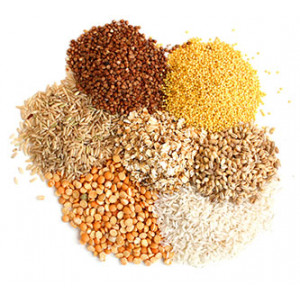 Cereals, millets & pulses