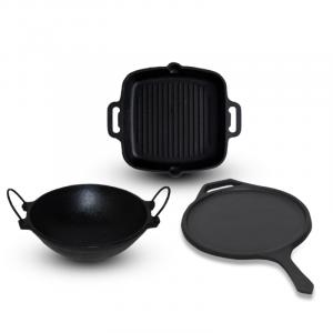 Cast Iron Cookwares