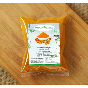 Turmeric Powder (Haldi-curcumin-Powder)