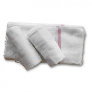 Thorth - Kerala Pure White Bath Towel