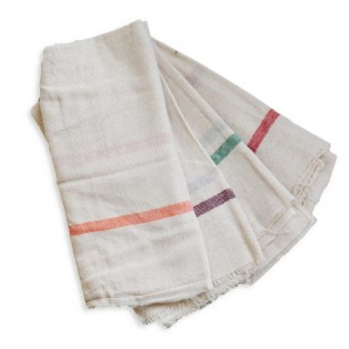 Thorth Kerala Cream Colour Bath Towel