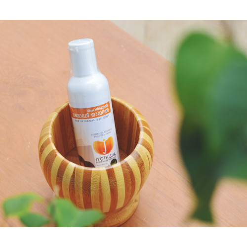 Jyothisha Herbal Body Oil