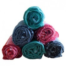Thorth - Kerala Coloured Bath Towels