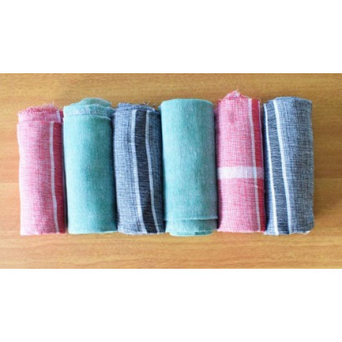 Thorth - Kerala Coloured Bath Towels