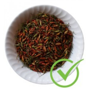 Birds Eye Chilli ( Kanthari Mulaku ) - Dried