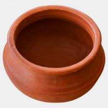 Clay Cooking Pot - Mankalam