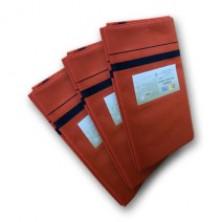Saffron Kavy Mundu-Kitex