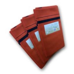 Saffron Kavy Mundu-Kitex Kailies Lungies