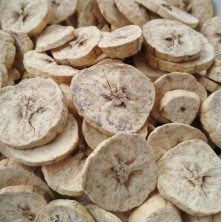 Banana Slices (Dried)