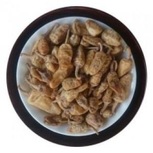 Salted Curd Chillies - Thyru Mulaku