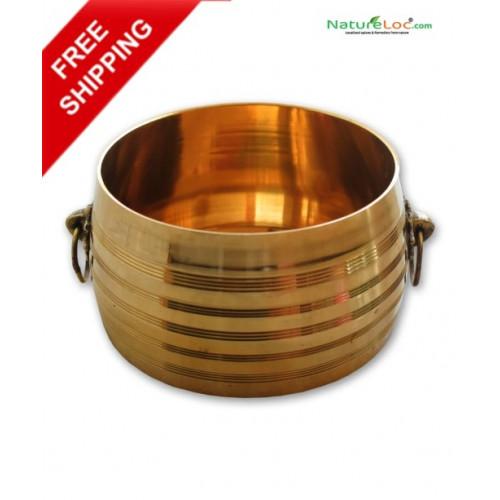 Brass Idangazhi