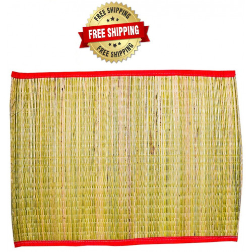 Grass Mat for Pooja