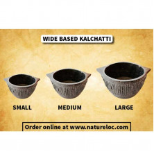 Kalchatti - Wide based