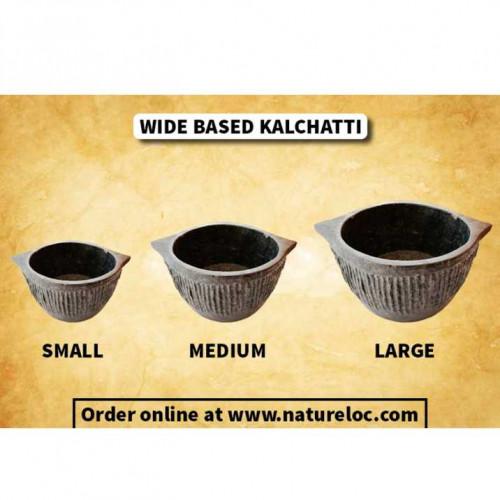 Kalchatti - Wide based