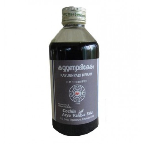 Kayyunyadi Keram - Hair care Oil