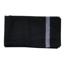 Thorth - Kerala Bath Towel Black