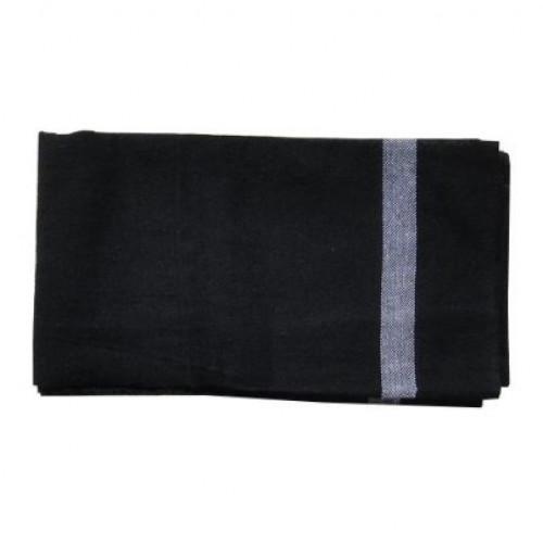 Thorth - Kerala Bath Towel Black