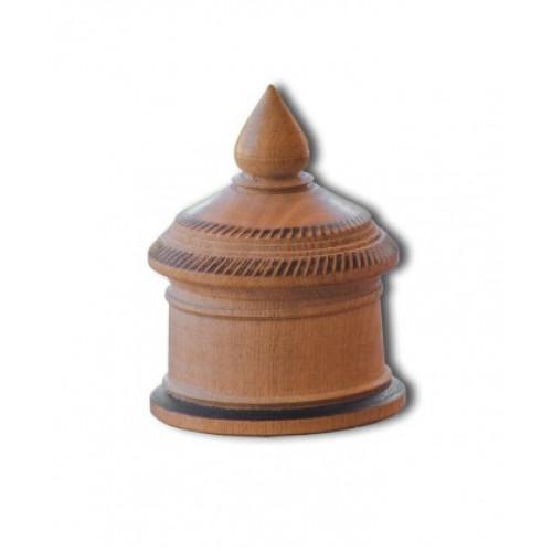 Wooden Kumkum Box