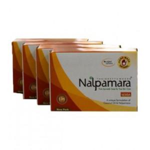 Nalpamara Pure ayurvedic soap