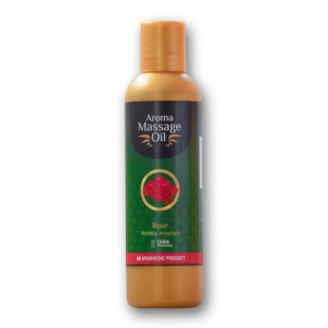 Aroma Massage Oil-Rose