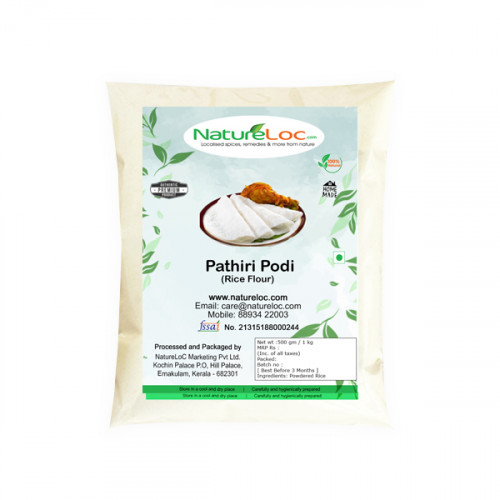 Pathiri Podi- Nice pathiri powder rice flour