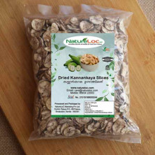 Kannankaya Slices Dried-Kunnan Kaya Raw Banana