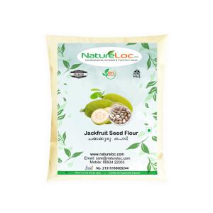 Jackfruit Seed Flour Powder