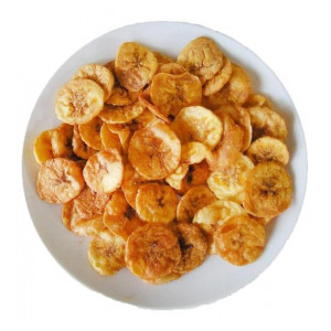 Ripe Banana Chips