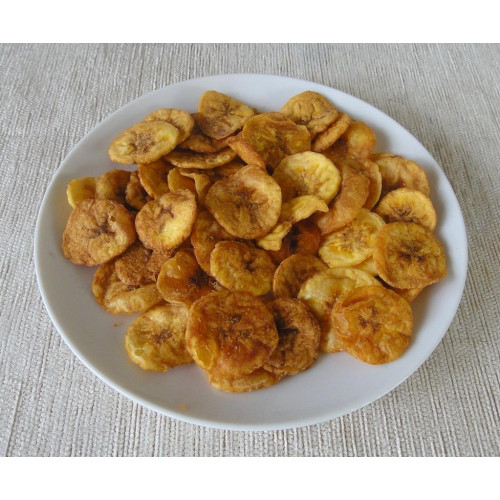 Ripe Banana Chips (Nendran Pazham)