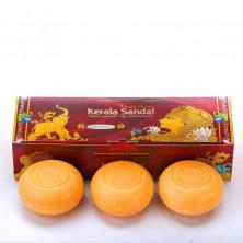 Kerala Sandal Soap (Family Pack)