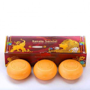 Kerala Sandal Soap (Family Pack)