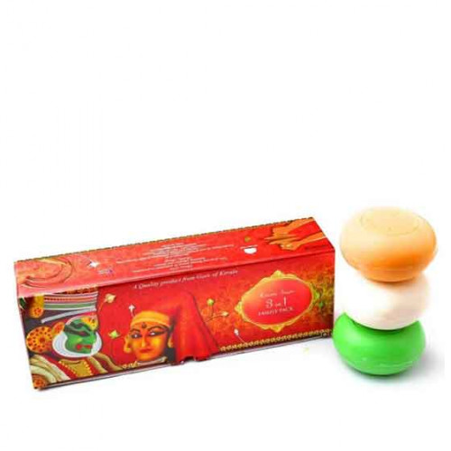 Kerala Soap (Family Pack)