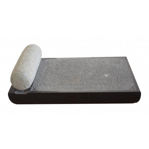 Ammikallu (Grinding stone)