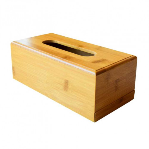 Tissue Box (Bamboo)