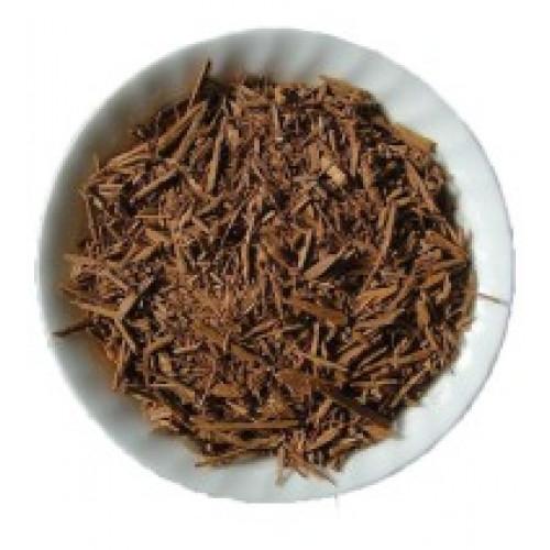 Venga dried and crushed