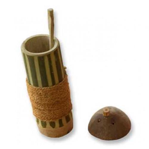 Bamboo Puttu Maker