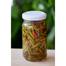 Kanthari Chilli Salted (Birds Eye Chilli)