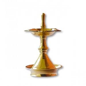 Nilavilakku (Brass oil lamp)